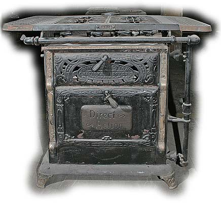 More information about Gas Cook Stoves on the site: http://www