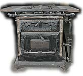 1-11: National Gas Cook Stove
